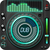 Dub Music Player + Equalizer иконка