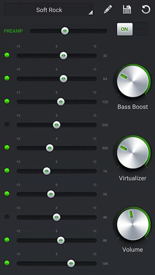 PlayerPro Music Player Trial скриншот 3