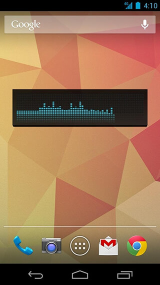 Sound Search for Google Play скриншот 2