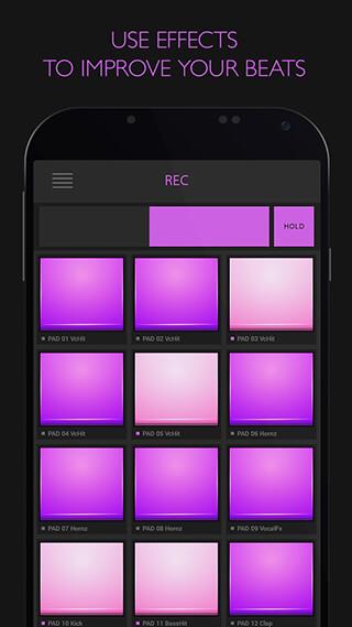 Electro Drum Pads 24 скриншот 3