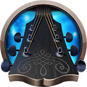 Chromatic Guitar Tuner Free: Ukulele, Bass, Violin иконка