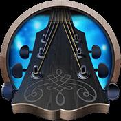 Chromatic Guitar Tuner Free: Ukulele, Bass, Violin иконка