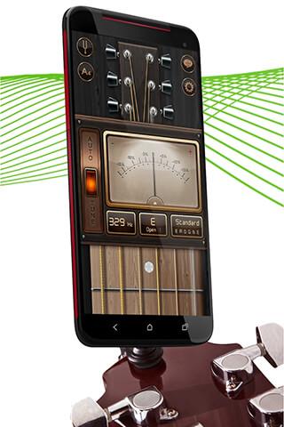 Chromatic Guitar Tuner Free: Ukulele, Bass, Violin скриншот 2