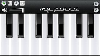 My Piano скриншот 1