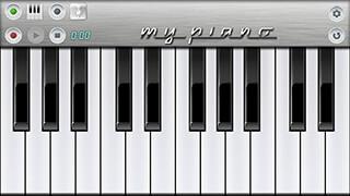My Piano скриншот 2