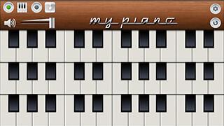 My Piano скриншот 3