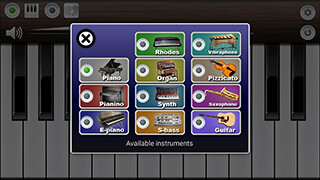My Piano скриншот 4