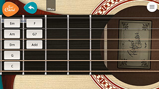 Guitar + скриншот 3