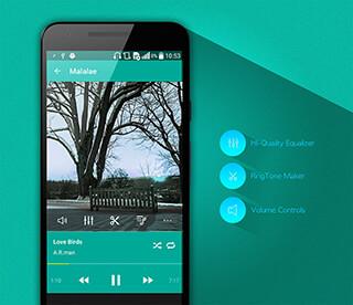MP3 Player скриншот 1