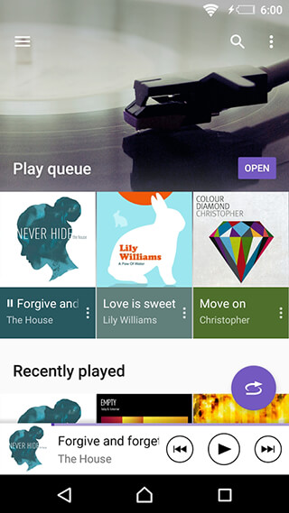 Music скриншот 4