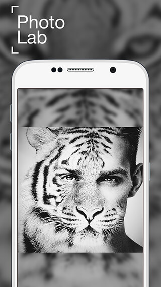 Photo Lab Picture Editor: Face Effects, Art Frames скриншот 1