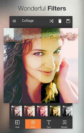 Photo Editor Pro скриншот 4