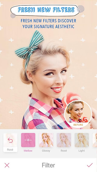 BeautyPlus: Easy Photo Editor скриншот 1