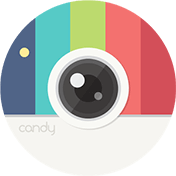 Candy Camera: Selfie, Beauty Camera, Photo Editor иконка