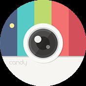 Candy Camera: Selfie, Beauty Camera, Photo Editor иконка