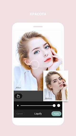 Cymera: Photo Editor, Collage Maker, Selfie Camera скриншот 4