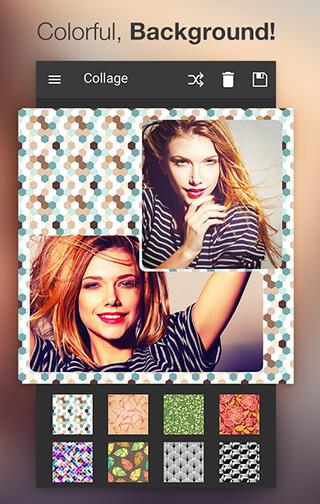 Photo Collage Editor скриншот 4