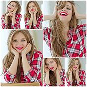 Photo Collage Editor Selfie Camera Filter Sticker иконка