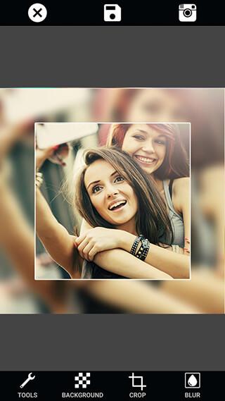 Photo Collage Editor Selfie Camera Filter Sticker скриншот 3