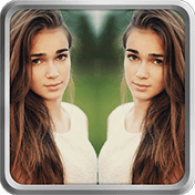Photo Editor Selfie Camera Filter and Mirror Image иконка