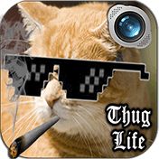 Thug Life Photo Maker Editor иконка