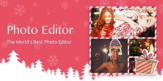 Photo Editor скриншот 3