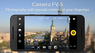 Camera FV-5 Lite скриншот 1