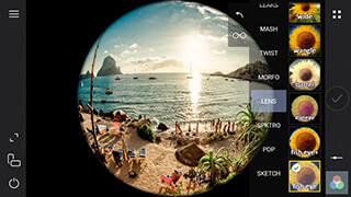 Cameringo Lite: Filters Camera скриншот 2
