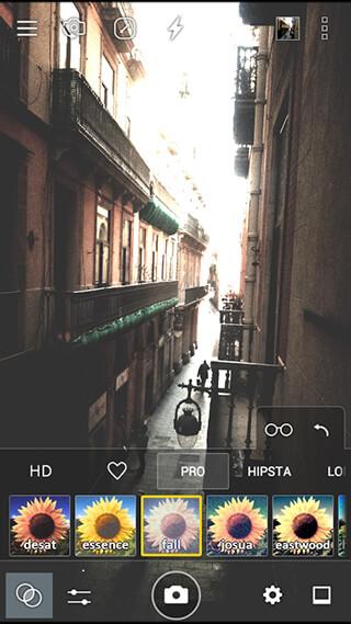 Cameringo Lite: Filters Camera скриншот 3