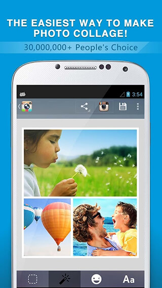 Lipix: Photo Collage and Editor скриншот 1