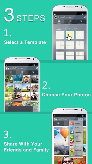 Lipix: Photo Collage and Editor скриншот 2