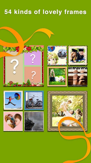 Lipix: Photo Collage and Editor скриншот 3
