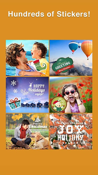 Lipix: Photo Collage and Editor скриншот 4