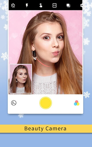 Camera360 Lite: Selfie Camera скриншот 1
