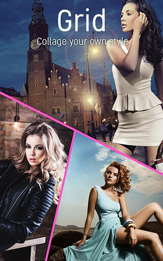 Photo Collage: Layout Editor скриншот 1