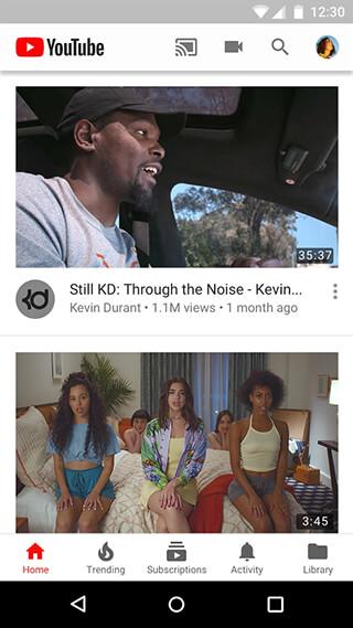 YouTube скриншот 2