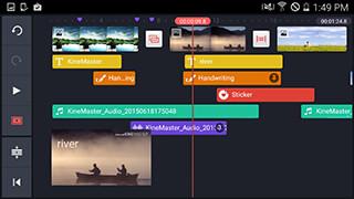 KineMaster: Pro Video Editor скриншот 2