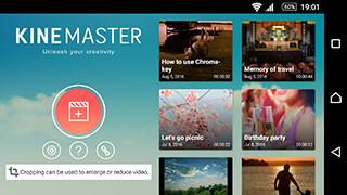 KineMaster: Pro Video Editor скриншот 4