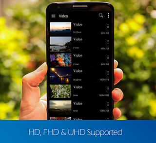 Video Player for Android скриншот 2