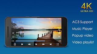 Video Player HD скриншот 1