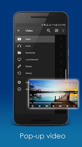 Video Player HD скриншот 3