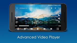 Video Player HD скриншот 2