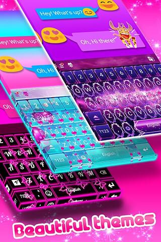 New 2018 Keyboard скриншот 1
