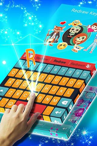 New 2018 Keyboard скриншот 4