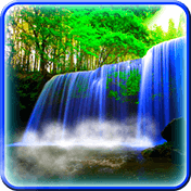 Waterfall Live Wallpaper иконка
