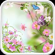 Flowers Live Wallpaper иконка