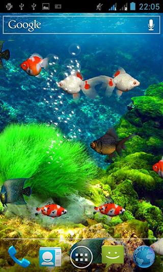 Аквариум: Живые обои (Aquarium Live Wallpaper)