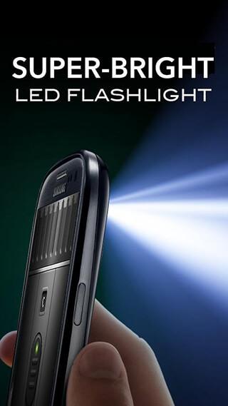 Super-Bright LED Flashlight скриншот 1