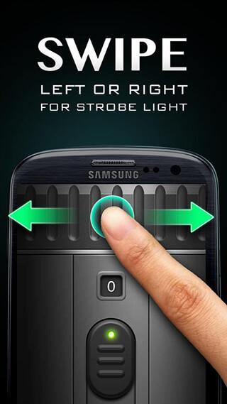 Super-Bright LED Flashlight скриншот 2