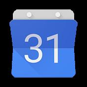 Google Calendar иконка